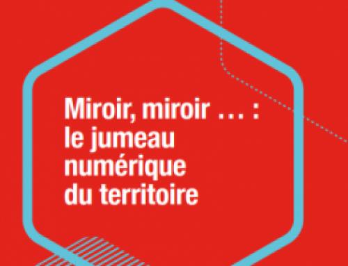 """SAVE THE DATE : Visioconférence """"Jumeaux numériques """" – Mercredi 20 octobre de 14h15 à 15h30"""