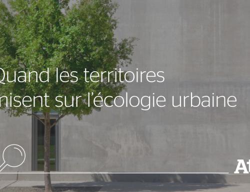 ATOS – Un Livre blanc – L'écologie urbaine : penser global, agir local